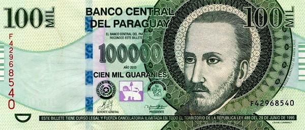 Enviar guarani paraguai para o exterior compare pre os guia da cota o Remessa de dinheiro para o exterior